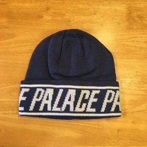 Blue Palace Beanie